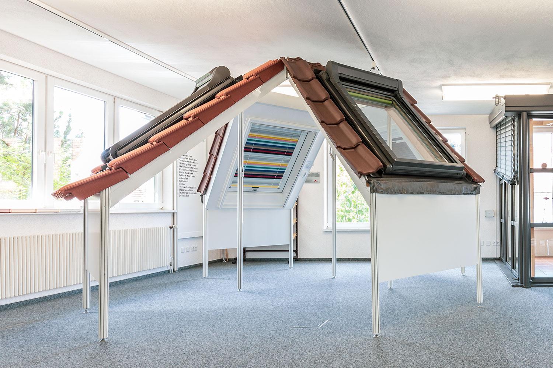 Ausstellung Aluminiumhaustüren