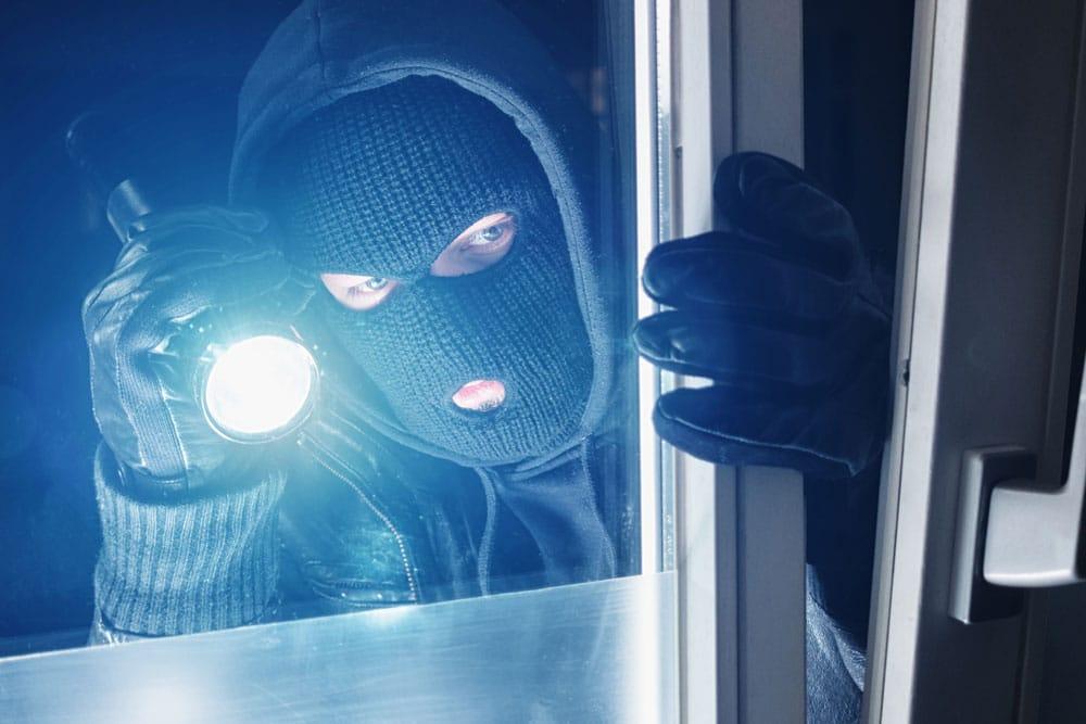 Fenster Sicherheitstechnik Einbrecher