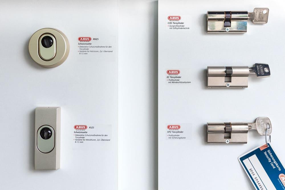 Lutz Produkte Einbruchschutz Detail