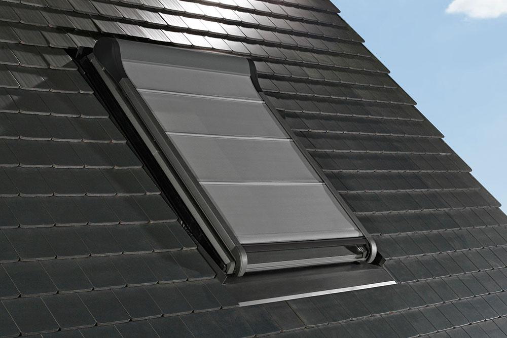 Roto Dachfenster Aussenmarkise