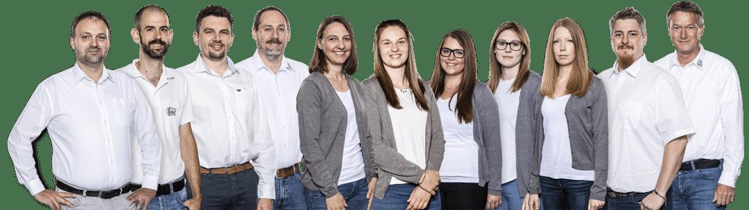 Lutz GmbH Team Innendienst