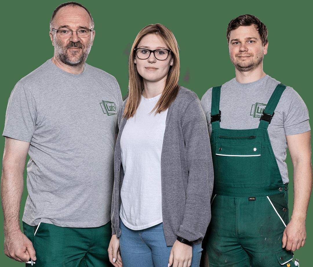 Lutz GmbH Team Kundendienst